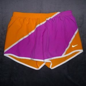 "NWOT Nike Running 3"" Dri-Fit Training Shorts S"